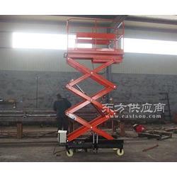 伺服阀移动式升降机|霸力|12米移动式升降机图片