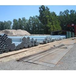 热镀锌市场-河南汇融钢材(在线咨询)南乐热镀锌管图片