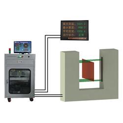 钢板测宽仪对热轧带钢宽度测量图片