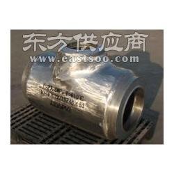 碳钢锻制三通生产厂家图片