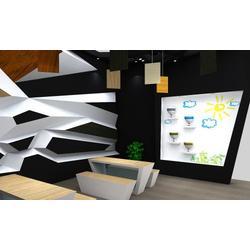 北京展厅设计 瓷砖展厅设计 天艺博采图片