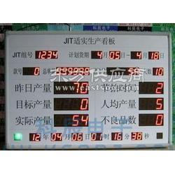 科辰JIT适实生产看板图片