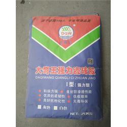 大奇王新型防水涂料、福建瓷砖胶多少钱一包图片