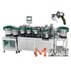 CS锁芯组装生产线|锁芯组装生产线|大永圣锁具装配机图片
