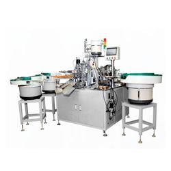 叶片锁芯全自动组装机、全自动组装机、大永圣锁芯组装机(查看)图片