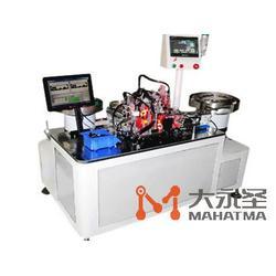 波箱自动装配机、自动装配机、锁芯装配机图片