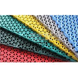 健身房拼装地板 悬浮拼装运动地板图片
