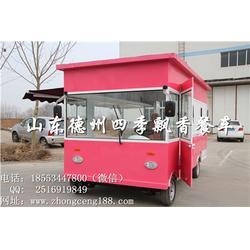 小吃车、四季飘香餐车、麻辣烫小吃车图片