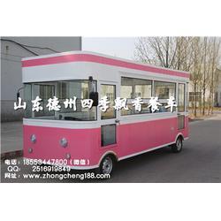 安徽餐车,四季飘香餐车,多功能早餐车图片