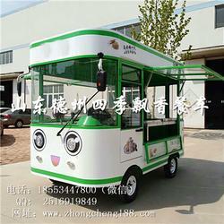 四季飘香餐车、邯郸早餐车、小型早餐车图片