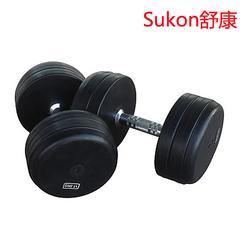广东哑铃工厂,哑铃,舒康健身器材图片
