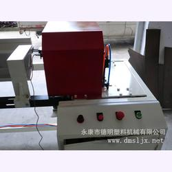 管材tpe軟管切割機-德明塑料機械有口皆碑圖片