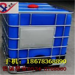 1吨方桶-全新带铁架1吨方桶-化工耐酸碱ibc方桶图片