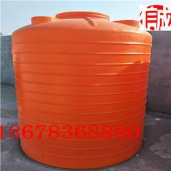 滚塑容器生产厂家,食品级塑料桶6吨pe桶容积20立方图片