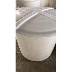 带盖500升大口塑料桶、塑料桶、敞口pe腌菜桶图片