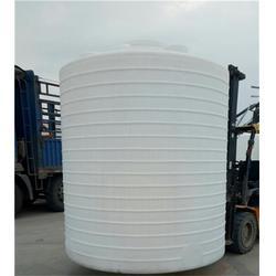 稀硫酸30吨pe储罐-容积20立方塑料储罐-pe储罐图片