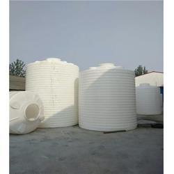 20吨塑料水箱_标准容积大尺寸pe储罐_塑料水箱图片