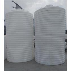 塑料桶15吨化工药液pe储罐-容积10t塑料储水罐-塑料桶图片