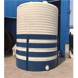 40立方塑胶水塔销售-不怕晒牛筋料储水桶-塑胶水塔图片