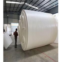 塑料水塔|装液体肥15吨塑料水塔|容积15立方pe储罐图片