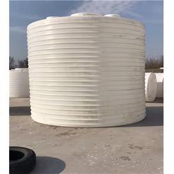 化工废液30方pe储罐-容积20立方塑料储罐-pe储罐图片
