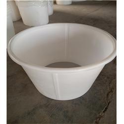泡菜桶-敞口牛筋料塑料腌菜桶-遂宁市2000升泡菜桶厂家图片