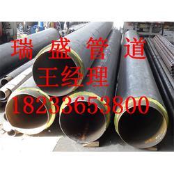 直埋保溫鋼管、直埋保溫鋼管生產廠家、聚氨酯保溫管(優質商家)圖片