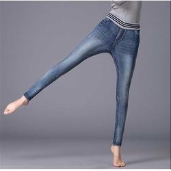 大码女装牛仔裤生产厂家,虎门大码女装,爱裤者图片