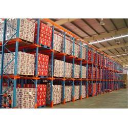 仓储货架、无锡华恒塑料制品(在线咨询)、长沙货架图片