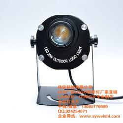 铜川投影灯,伟实科技, LOGO投影灯效果图片