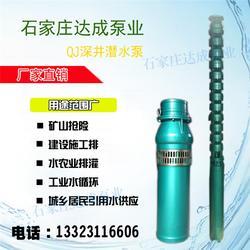 浙江潛水深井泵生產廠家-達成泵業圖片