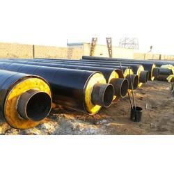 保温钢管,热力工程管道钢套钢保温钢管厂家,钢套钢保温钢管图片