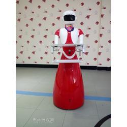 餐饮服务机器人图片