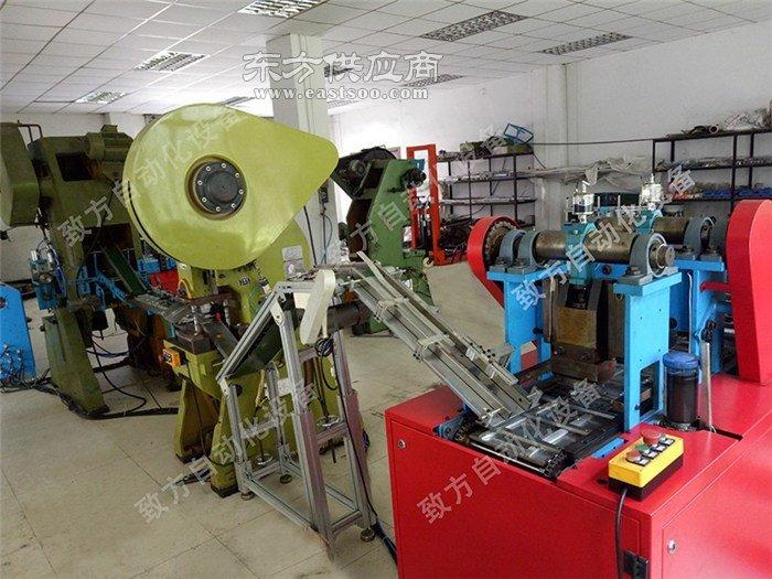 生产马口铁盒盖自动线|马口铁盒盖自动线|找致方自动化(图)图片