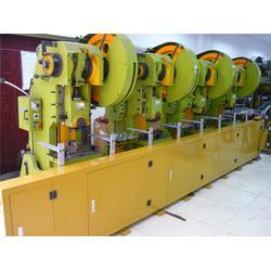 圆形铁盒自动化生产线工厂、圆形铁盒自动化生产线、致方图片