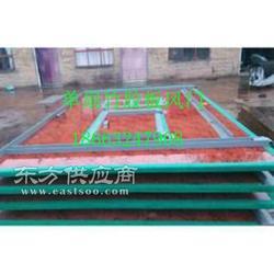 矿用竹胶板风门 竹胶板无压风门阻燃 防腐 强度高