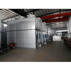 临汾冷却塔-冷却塔专用电动机-锦山冷却塔图片
