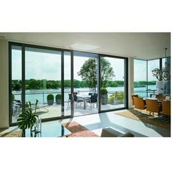 铝合金门窗生产-银豪门窗-铝合金门窗图片