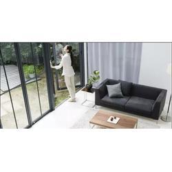 烟台阳光房-阳台阳光房-银豪门窗图片