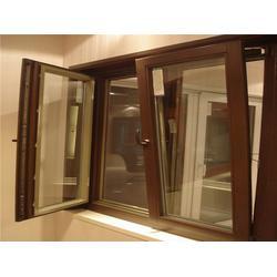 铝包木门窗厂家-威海经区铝包木门窗-银豪门窗(查看)图片