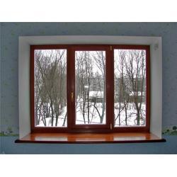生产铝包木门窗、威海高区铝包木门窗、银豪门窗(查看)图片