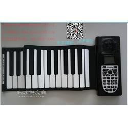 博锐49/61键多功能手卷钢琴图片