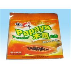 林芝养生木瓜粉镀铝袋,山东清雅塑料包装,养生木瓜粉镀铝袋型号图片