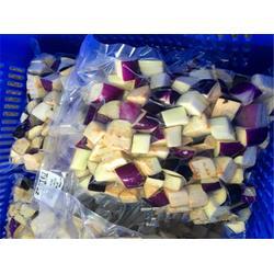 土豆块真空袋定做|山东清雅塑料包装|甘肃土豆块真空袋图片