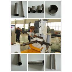 洗煤专用筛板绕丝筛管焊接机,仁春机械设备图片