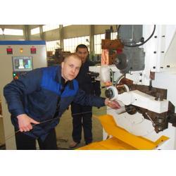 梯形绕丝筛管焊接设备|仁春网业设备(在线咨询)|筛管焊接设备图片