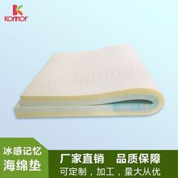 亚马逊 凝胶记忆棉海绵床垫舒适榻榻米卷装压缩OEM薄款定制图片
