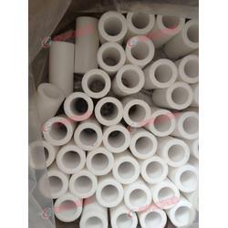 铁氟龙塑胶(图)_生产聚四氟乙烯管件_聚四氟乙烯管图片