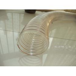 厂家生产供应PU通风缠绕伸缩通风管图片