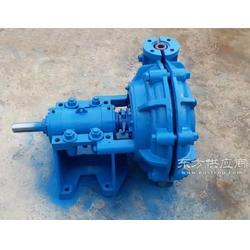 SZBR系列衬胶渣浆泵图片